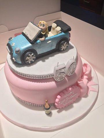 https://flic.kr/p/MQpHY1 | 14364811_1534606969898141_3111040062196375035_n | 50th mini cooper cake