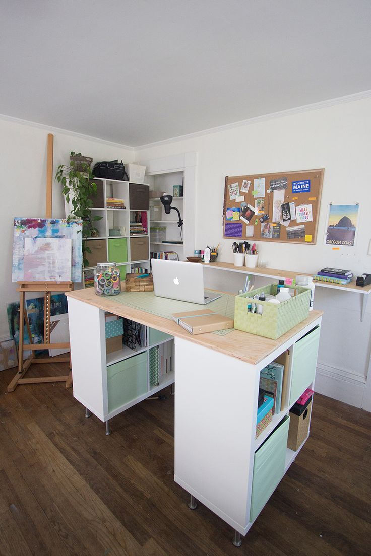 25 best ideas about kallax desk on pinterest desks ikea ikea living room storage and bureau ikea. Black Bedroom Furniture Sets. Home Design Ideas