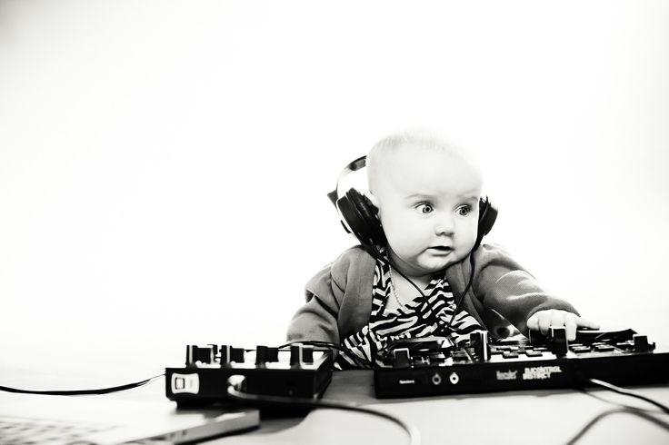 Bébé, DJ, Tandem Photographie