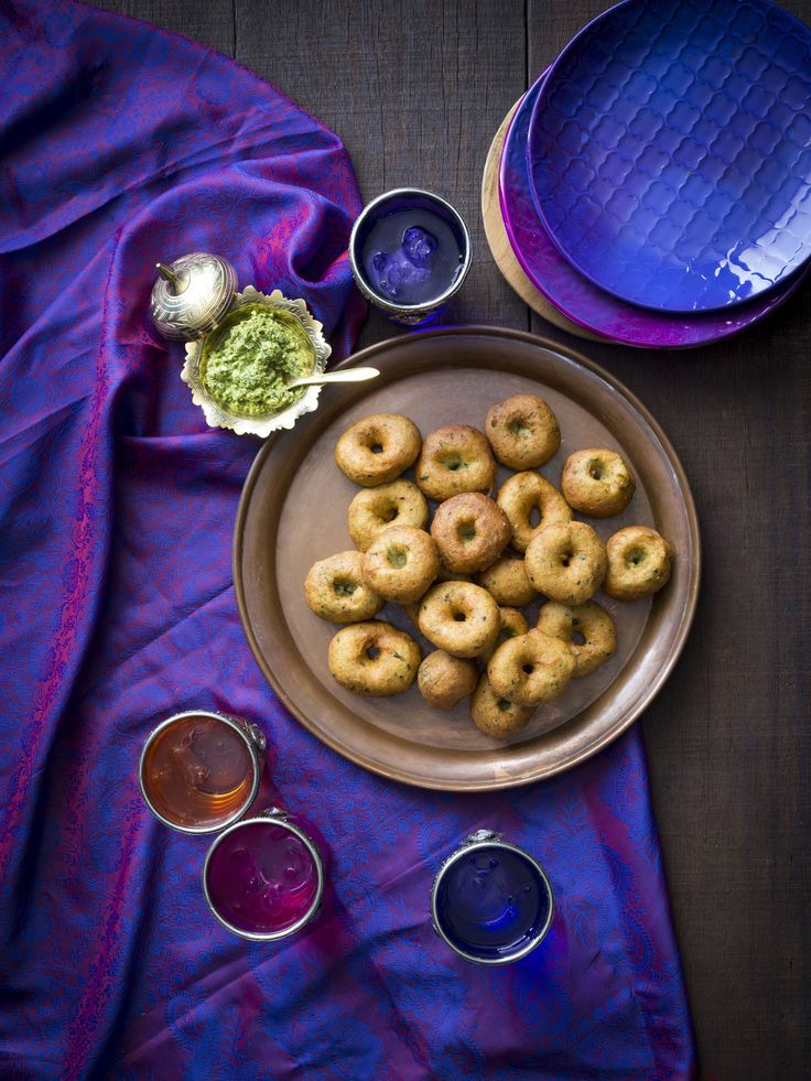 Thermomix | Vada | Flavours of India Cookbook + Recipe chip |