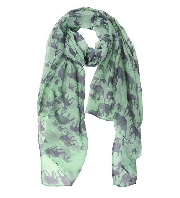 Ladies Womens Voile Long Cute Bird Branch Print Scarf Wraps Shawl Soft Scarves