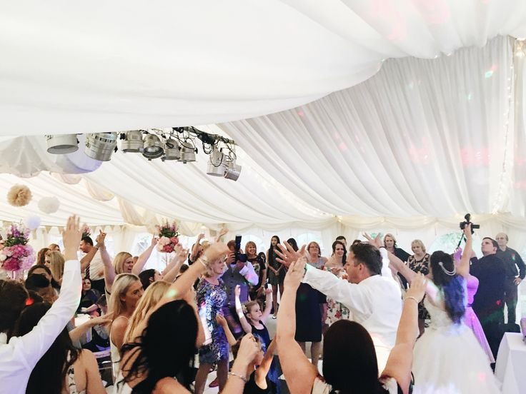 Songs To Get People Dancing At Your Wedding