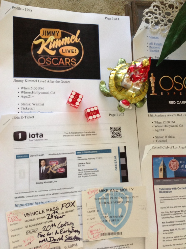 @1iota #1iota #the1iotateam #Oscars #positive #hopeful #wishing #AcademyAwards #Waitlist #tickets 3 days until I fly from Ormond Beach, FL which is freezing right now to #Hollywood #SoCal #CCLA #CornellinHollywood