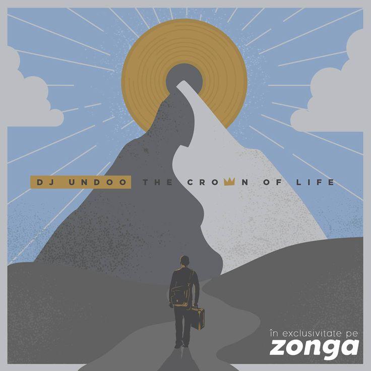 """După patru ani de la ultimul album solo, Dj Undoo revine cu materialul """"The Crown of Life"""", în exclusivitate, pe #Zonga: http://bit.ly/Dj_Undoo_The_Crown_of_Life"""