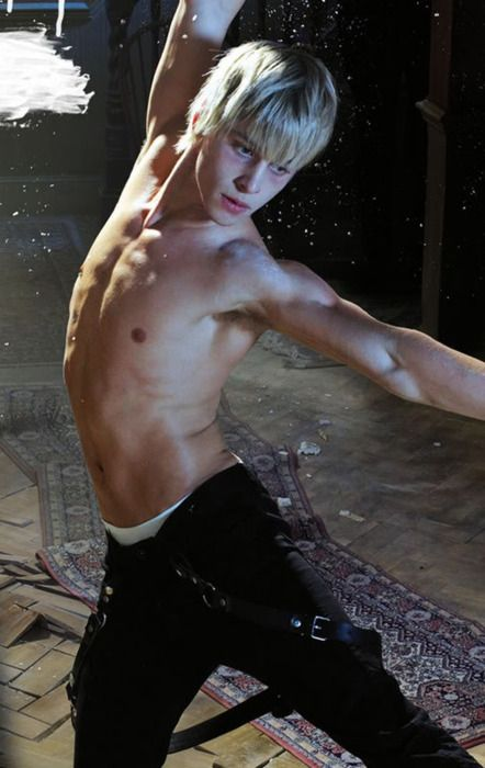 SKINS - Mitch Hewer as Maxxie Oliver