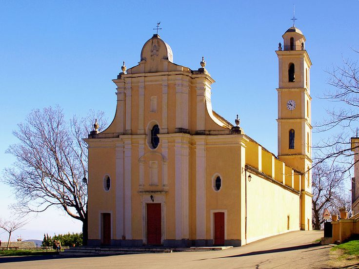 Campile - Église Saint-Pierre-et-Saint-Paul - Region de Bastia