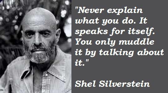 Short Shel Silverstein Quotes: Best 20+ Shel Silverstein Ideas On Pinterest