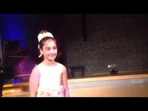 Victoria Wachenfeld (11 y)plays Mendelssohn Rondo capricchioso op.14