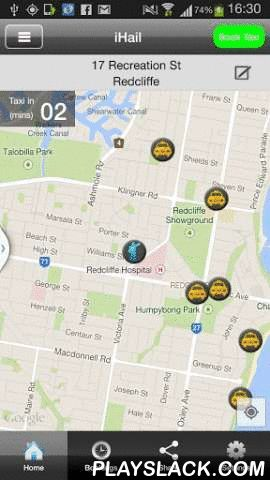 "Black & White Cabs Redcliffe  Android App - playslack.com , The Official Black & White Cabs Android App for our customers in Redcliffe. Books your taxi directly into our dispatch system & jumps the often busy telephone queue when booking your cab. You will also be able to see how far away your taxi is with our LIVE Tracking feature plus access to a number of automatic ""on approach"" notifications. Taxi fare estimates are available when placing an order. Book a taxi using the…"