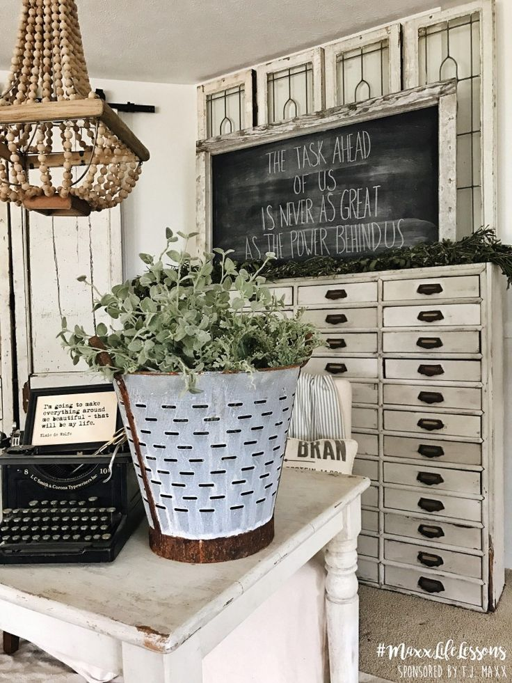 MaxxLifeLessons Helping Veterans With TJ Maxx Farmhouse OfficeModern