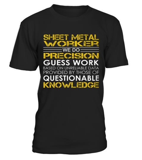 # Top Sheet Metal Worker Job Title front Shirt .  shirt Sheet Metal Worker Job Title-front Original Design. Tshirt Sheet Metal Worker Job Title-front is back . HOW TO ORDER:1. Select the style and color you want:2. Click Reserve it now3. Select size and quantity4. Enter shipping and billing information5. Done! Simple as that!SEE OUR OTHERS Sheet Metal Worker Job Title-front HERETIPS: Buy 2 or more to save shipping cost!This is printable if you purchase only one piece. so dont worry, you will…