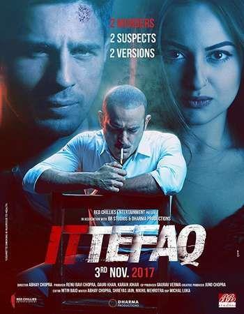 Ittefaq 2017 Hindi 300mb Pre Dvdrip 480p Movie Pinterest Ciné