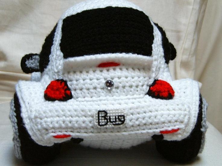 Amigurumi Patterns Cars : 69 best medios de transporte amigurumi images on pinterest crochet