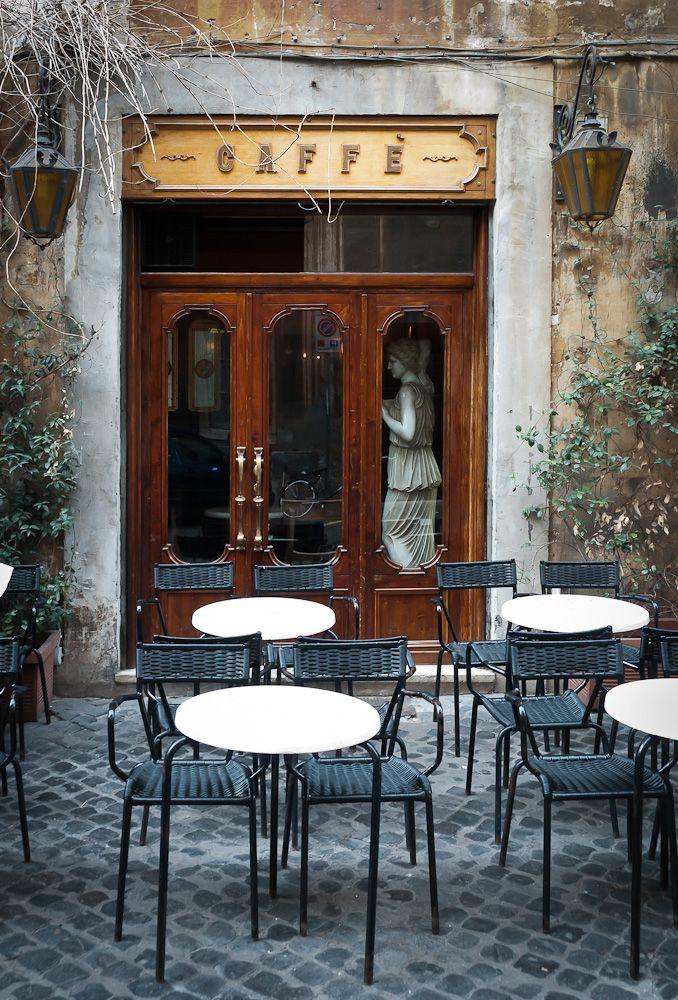 Cafe della pace Rome
