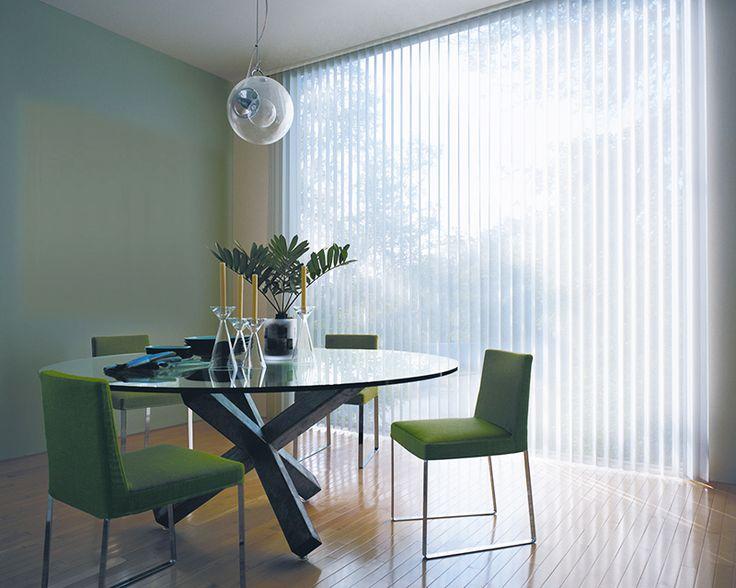 lohas cortinas modernas decoracion comedor