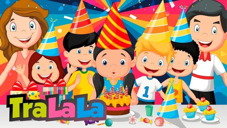 La mulți ani! - Cântece pentru copii | TraLaLa