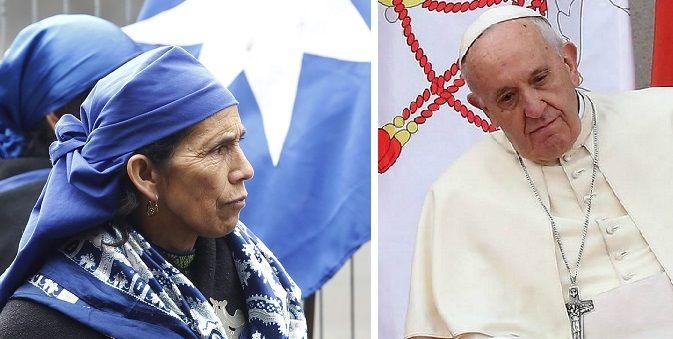 Nación Mapuche. Carta de Machi Linconao a Papa Francisco