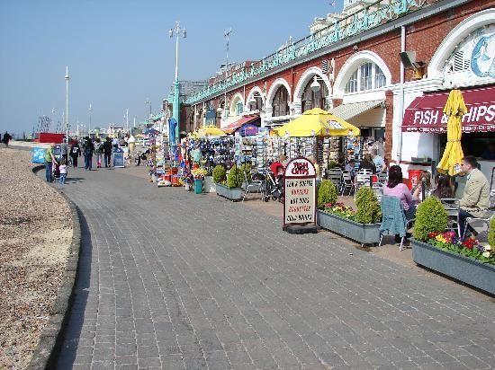 Brighton Marina Drive