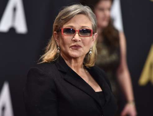 """Carrie Fisher, who played Princess Leia in the original """"Star Wars"""" trilogy, was also one of Hollywood's best script doctors. She did much of the rewriting work on """"Hook"""" (1991), """"Lethal Weapon 3"""" (1992), """"Sister Act"""" (1992) and """"The River Wild"""" (1994)."""