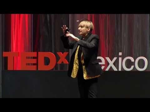 El renacimiento de nuestra especie | Neil Harbisson | TEDxMexicoCity - YouTube