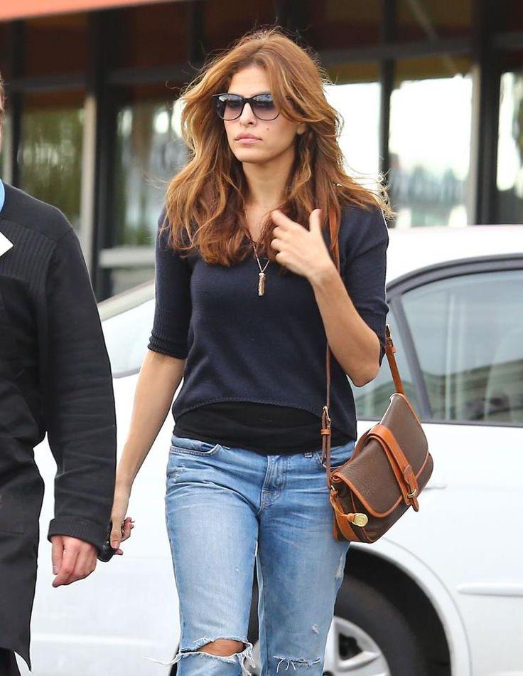¡Qué linda y natural que se ve Eva Mendes! ¿Sabés por qué? La actriz es una fiel usuaria de los productos del Dr. Perricone, sigue sus tips y se cuida todos los días.