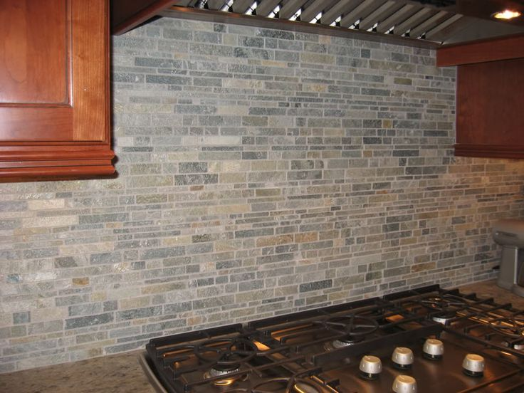 Kitchen Backsplash Stone Tiles 52 best kitchen backsplash images on pinterest | kitchen