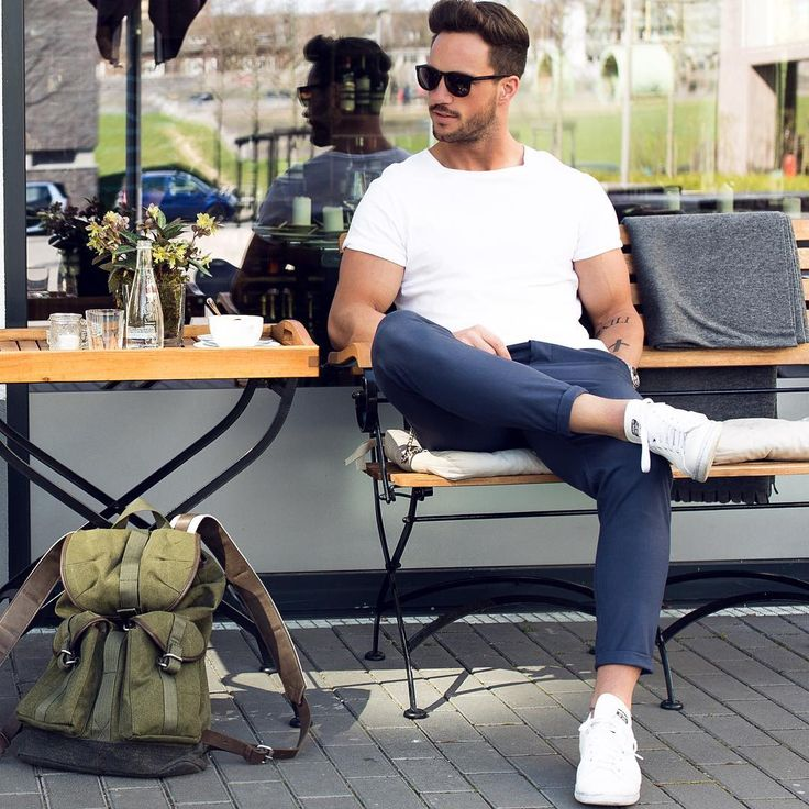 """""""☀️☕️ enjoying the beautiful weather! Hope you had a nice weekend! @kaptenandson released their first sunglasses! Check it out, really nice pieces …"""""""
