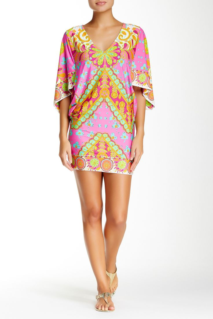 Woodblock Tunic by Trina Turk on @nordstrom_rack