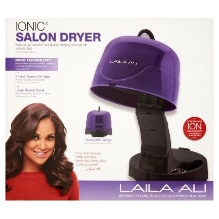 Portable Hard Bonnett Hard Hood Home Ionic Hair Salon Dryer