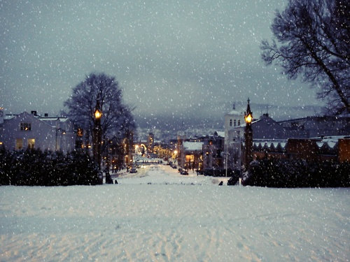 Drammen, Norway. lived here and loved it