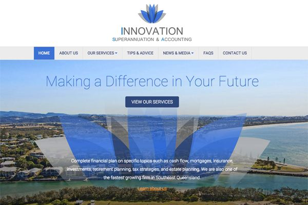 Innovation Superannuation and Accounting