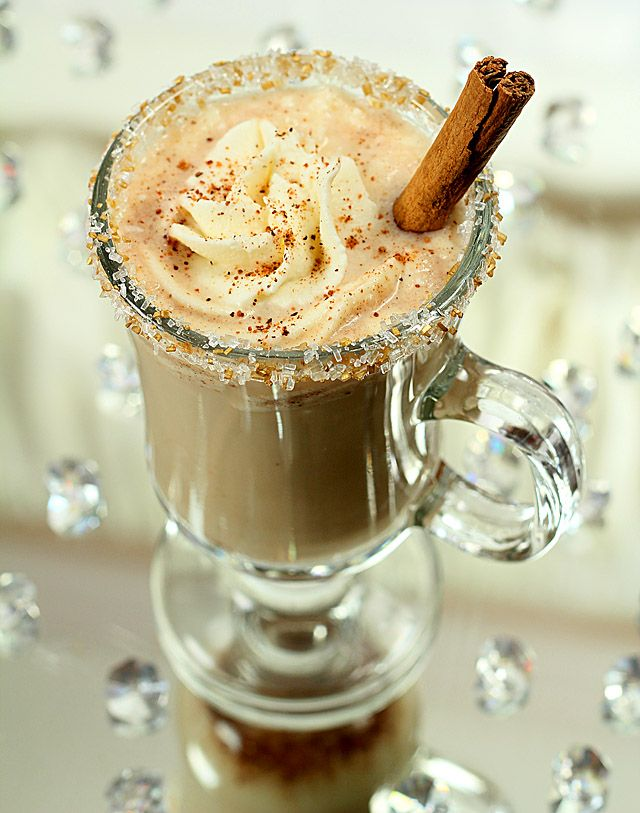 Hot Buttered Rum Recipe ~ It's rich and decadent and absolutely delicious... Not just for Christmas!