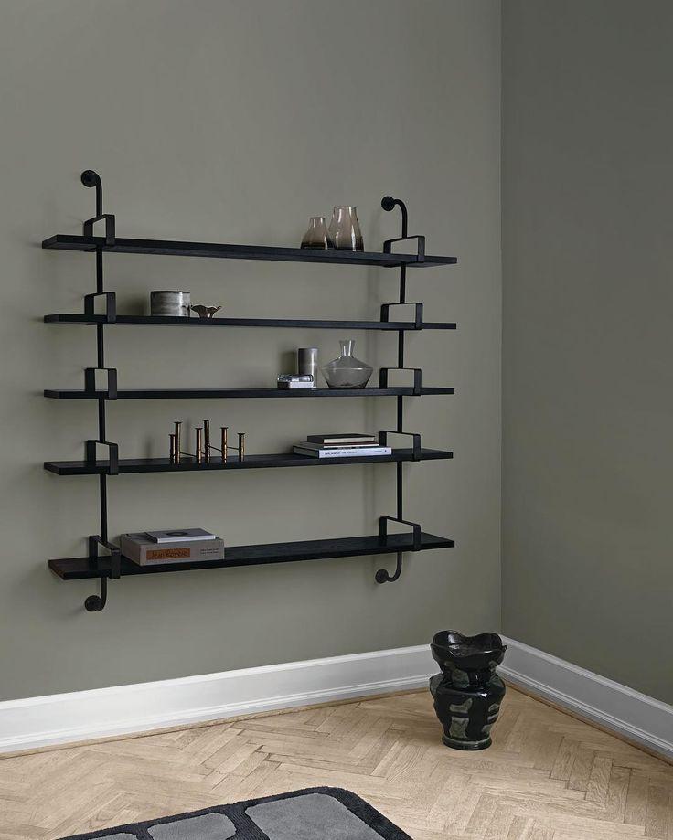 Marvelous The modular shelving system u D mon Shelf designed in by Mathieu Mat got can