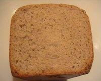 0023. chléb jemný grahamový - recept pro domácí pekárnu