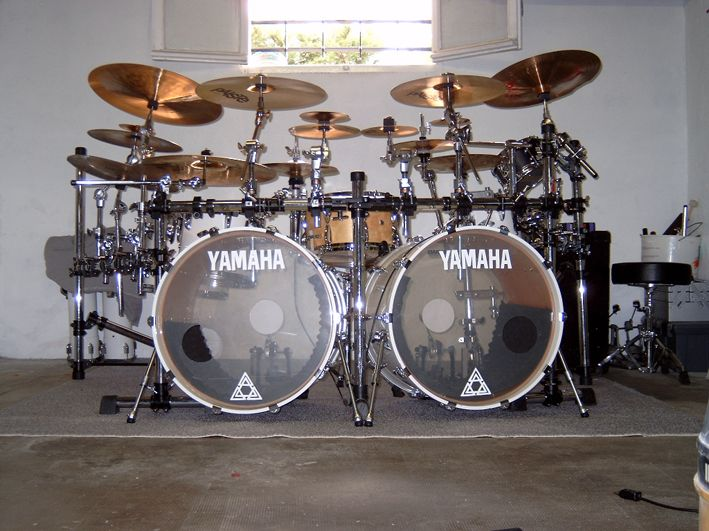 Yamaha Cocktail Drum Kit Ebay
