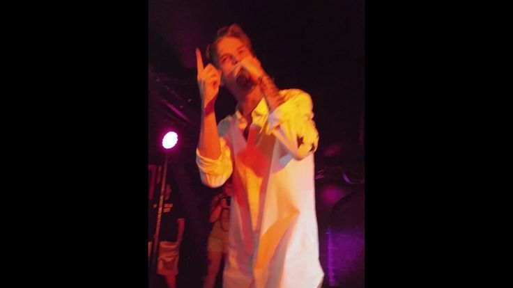Aaron Carter July 22 2016