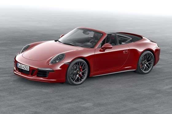 911 Carrera GTS Cabriolet - Porsche                                                                                                                                                                                 Mais