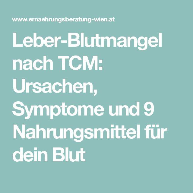 Leber-Blutmangel nach TCM: Ursachen, Symptome und 9 Nahrungsmittel für dein Blut