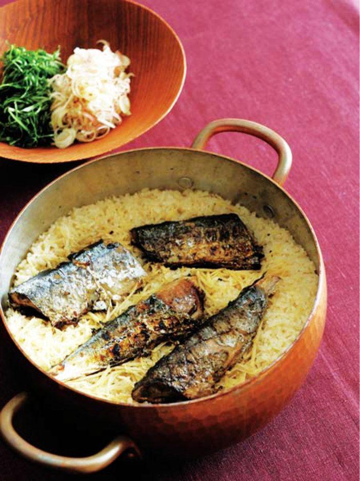ご飯と共に炊く、秋の代名詞。|『ELLE a table』はおしゃれで簡単なレシピが満載!
