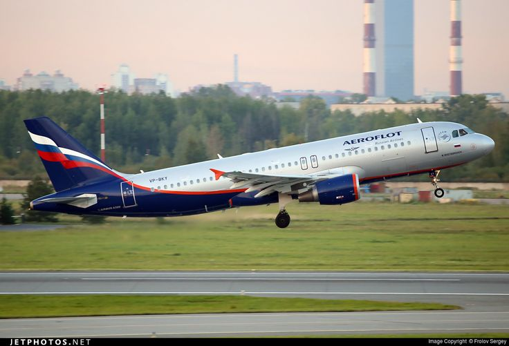 Airbus A320-214, Aeroflot - Russian Airlines, VP-BKY, cn 3511, 140 passengers, first flight 23.5.2008, Aeroflot delivered 11.6.2008. Active, for example 26.9.2016 flight Tyumen - Moscow. Foto: St. Petersburg, Russia, 6.9.2015.