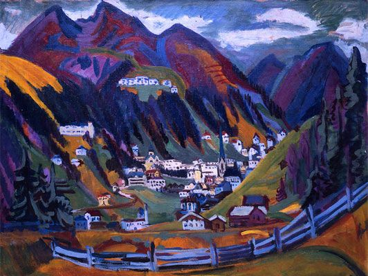Ernst Ludwig Kirchner Biography, Art, and Analysis of Works | The Art Story