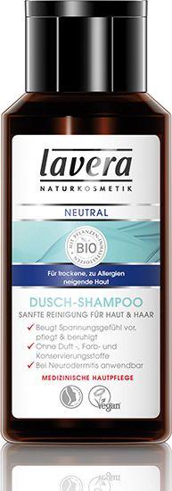Lavera Neutral Σαμπουάν - Αφρόλουτρο 200ml