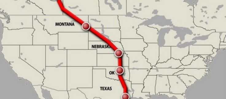 Keystone XL pipeline faces an uncertain future amid controversy