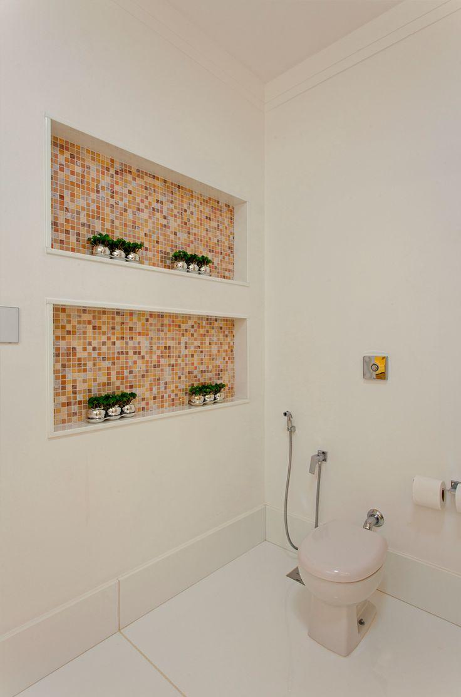31 melhores imagens sobre Nicho no box no Pinterest -> Nicho Para Banheiro Pronto