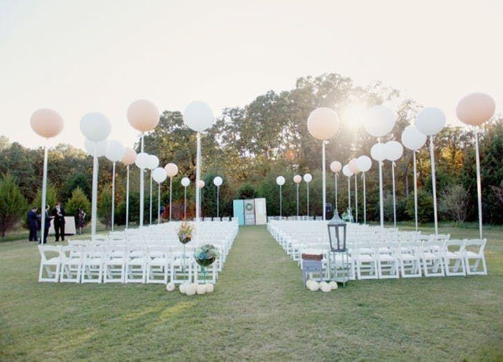balloon wedding decor 8