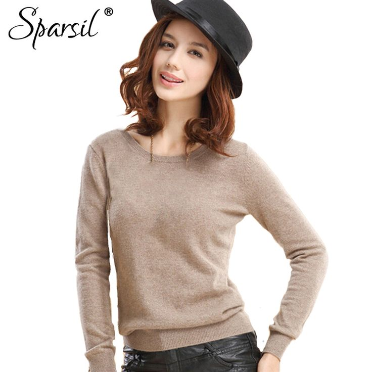 Women Cashmere Sweater Women Autumn Winter Solid Knitted Sweater Top for Women Oversized Pullovers Female Sweater