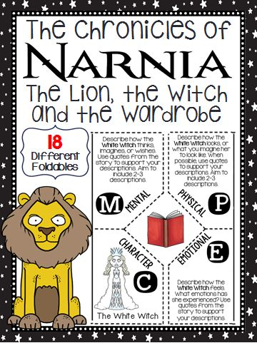 an analysis of the importance of others in chronicles of narnia the lion the witch and the wardrobe  The chronicles of narnia homework help questions what are the important events in narnia, and what are the important items in narnia in the chronicles of narnia by cs lewis, narnia has a.