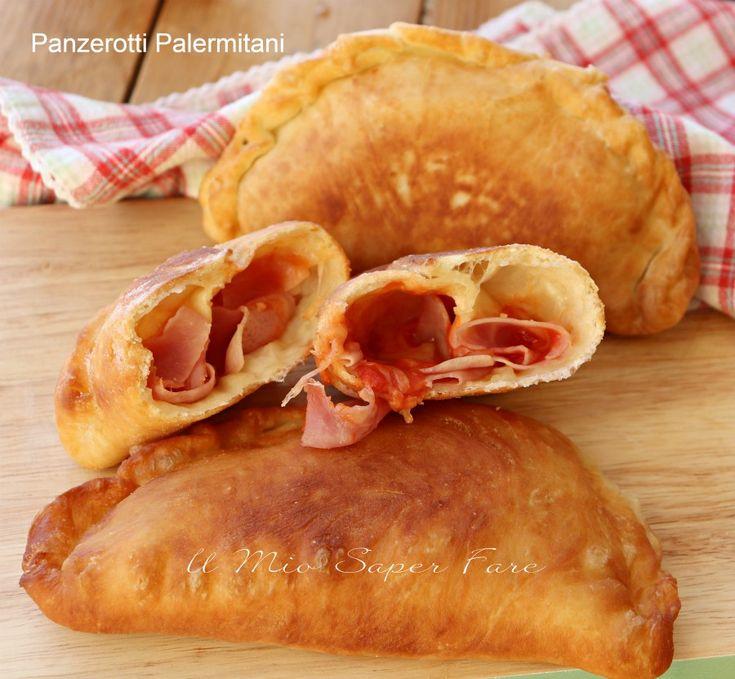 Panzerotti Palermitani ricetta rosticceria siciliana