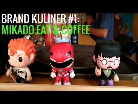 (Vlog) Hati-hati ke Mikado ada 4 Mie Kolor dan Minuman Canda Durian | Tempatnya Brand Lokal Unjuk Gigi