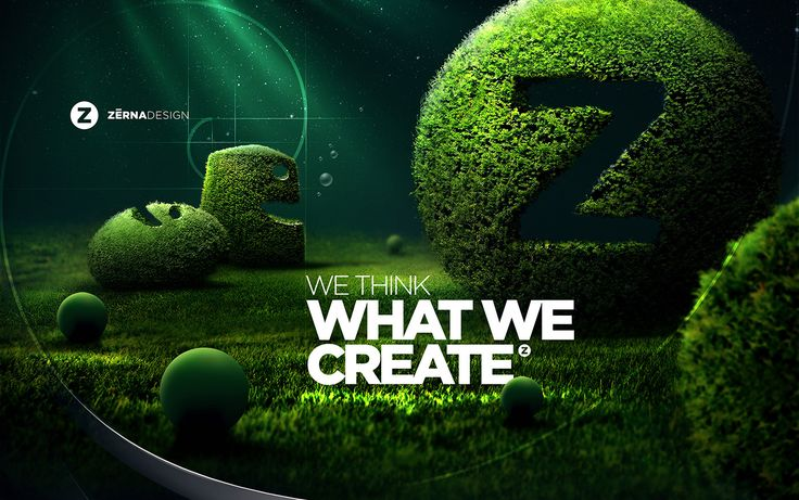 Hello! We are ZERNA.design, studio of graphic design based in Rostov-on-Don, Russia. This is our promo project. Feel free to write us: hello@zerna.design